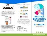 Nuestros Beneficios Virtuales - G-Health Enterprises