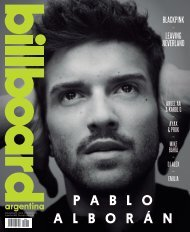 Billboard Argentina Abril 2019