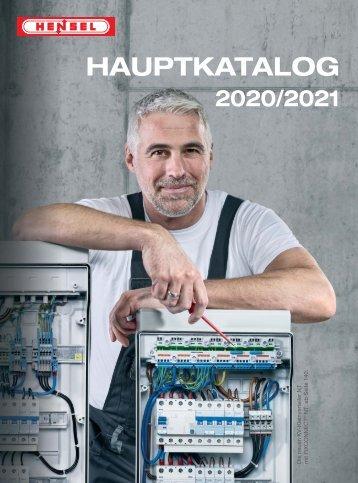 HENSEL_Hauptkatalog_-_2020-21_DE