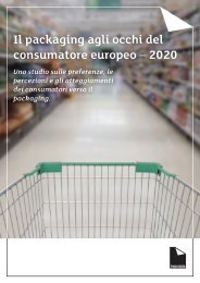 European Packaging Preferences Survey March 2020 Two Sides ITA