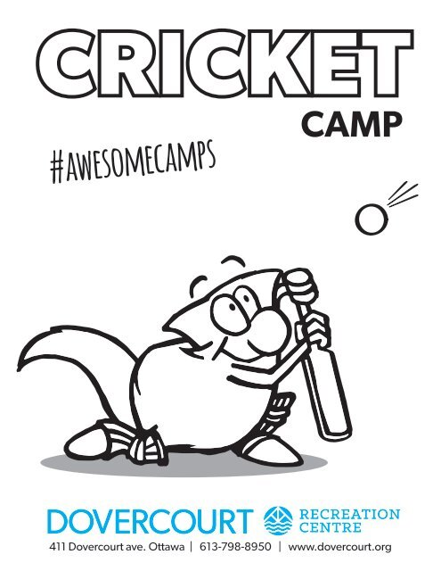 Dovercourt Summer Camp colouring sheets