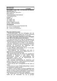 Neuenkirchen 05.-07.08.2011 LPO/WBO Veranstalter: Zucht-, Reit ...