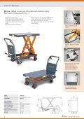 catalogue 2012 Lifting and workshop technique - catalogues ... - Page 4