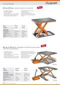 catalogue 2012 Lifting and workshop technique - catalogues ... - Page 5