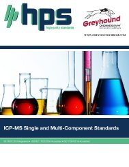 High Purity Standards ICP-MS-Standards