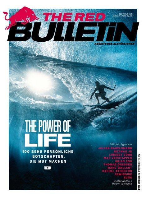 The Red Bulletin Juni/Juli 2020
