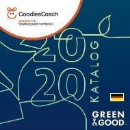 GoodiesCoach Green & Good 2020