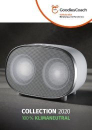 GoodiesCoach Collection 2020
