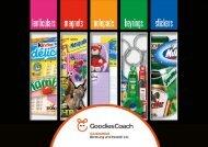 GoodiesCoach Werbeartikel aus Kunststoff 2020