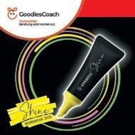 GoodiesCoach Schreibwaren Leuchtstifte 2020