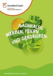 GoodiesCoach Werbeartikel aus Papier 2020