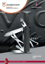 GoodiesCoach Victorinox Katalog 2020