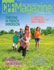 CPF Magazine Spring 2020 Issue