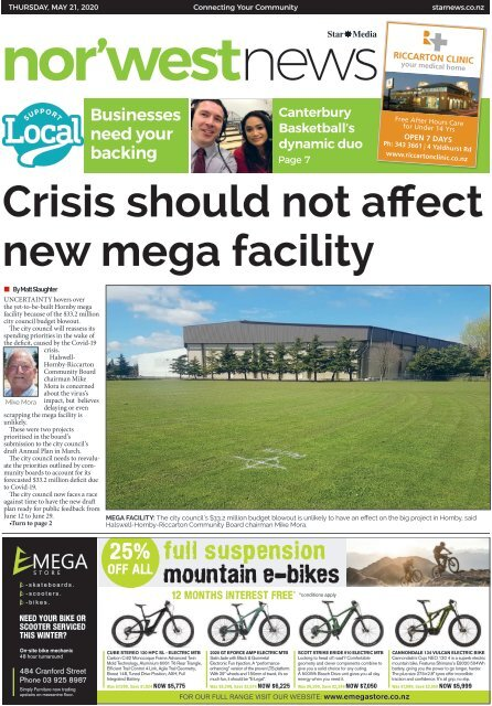Nor'West News: May 21, 2020