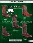 #724 Silver Bull, Botas de Trabajo Silver Bull, Silver bull boots por mayoreo  - Page 3