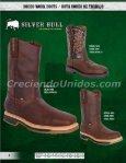 #724 Silver Bull, Botas de Trabajo Silver Bull, Silver bull boots por mayoreo  - Page 4