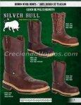 #724 Silver Bull, Botas de Trabajo Silver Bull, Silver bull boots por mayoreo  - Page 5