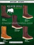 #724 Silver Bull, Botas de Trabajo Silver Bull, Silver bull boots por mayoreo  - Page 6