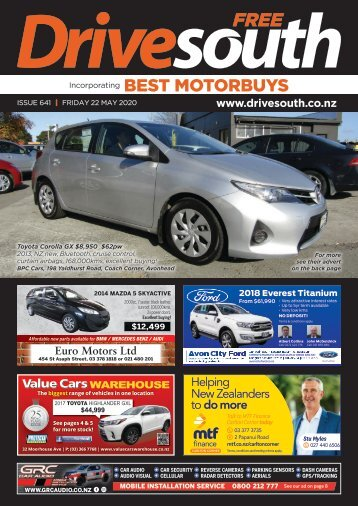 Best Motorbuys: May 22, 2020