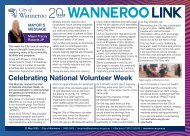 Wanneroo Link - 21 May 2020