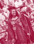 TWU Virtual Commencement Program Spring 2020  - Page 2