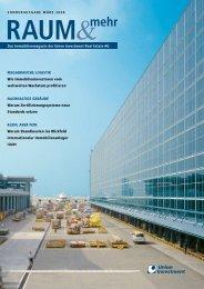 MEGABRANCHE LOGISTIK Wie ... - Union Investment