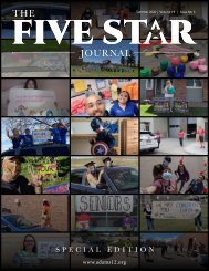 2020 Summer Five Star Journal - Special Edition