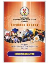 G:\UMS\Struktur Kursus Pengajia