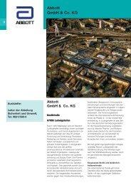Abbott GmbH & Co. KG - BASF.com