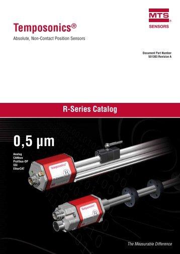 R-Series - MTS Sensors