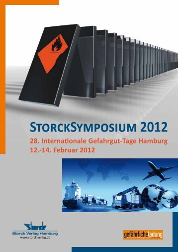 28. Internationale Gefahrgut-Tage Hamburg 12.-14. Februar 2012 ...