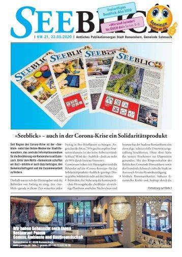 WEB Seeblick KW21 2020