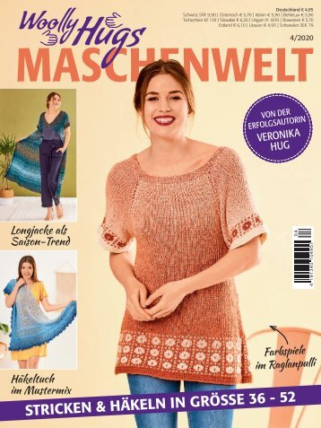 Woolly Hugs Maschenwelt Nr. 4/2020