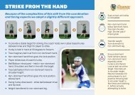 Camogie Skill Cards