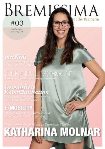BREMISSIMA Magazin | Mai-Juni 2020