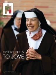 Angelus News | May 22-29, 2020 | Vol. 5 No. 16