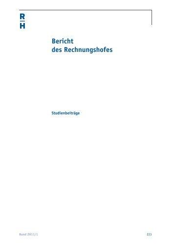 BMWF - Der Rechnungshof
