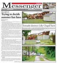 Madison Messenger - May 24th, 2020