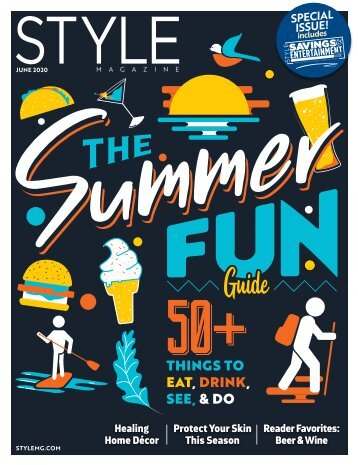 Style Magazine - June 2020 - SPECIAL HYBRID ISSUE—includes Style Savings Guide