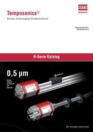 r-serie katalog - MTS Sensors