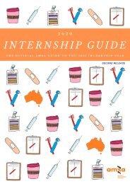 Internship Guide 2020 - Updated