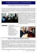 Ehrung der ausgeschiedenen Gemeinderäte - Marktgemeinde ... - Seite 5