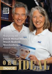 PROMOTION Orhideal IMAGE Magazin - September 2020 - looking forward