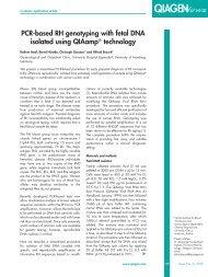 QIAGEN News 4/99