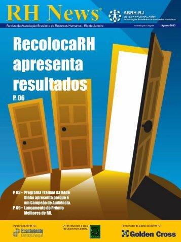 RH News - ABRH-RJ