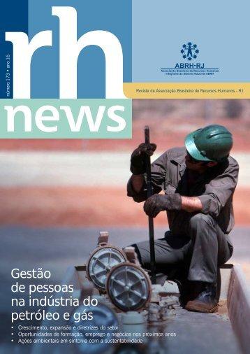 Edição Petróleo e Gás - ABRH-RJ