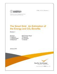 The Smart Grid: An Estimation of the Energy and CO2 Benefits