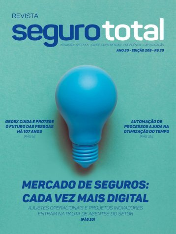 Mercado de seguros: cada vez mais digital