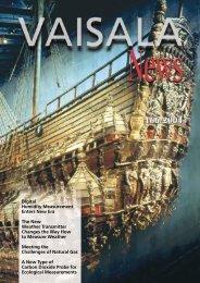 Vaisala News 166 - Full Magazine