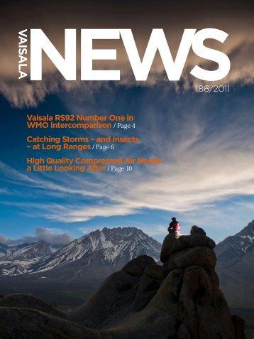 Full Magazine - Vaisala